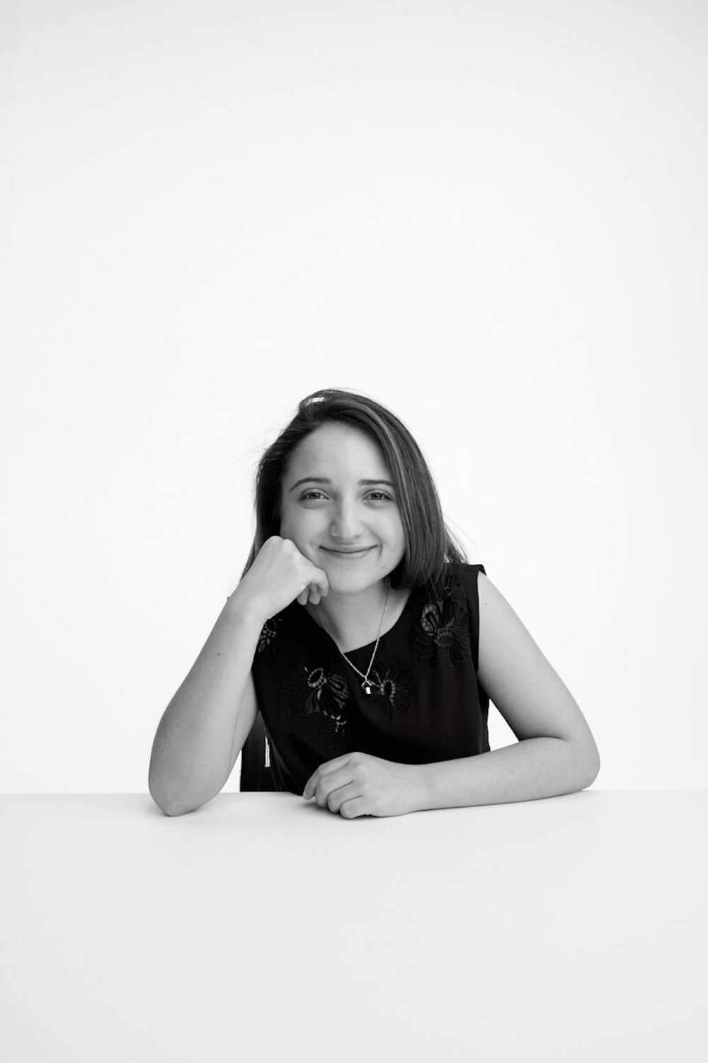 Camila Chiriboga Creative Strategist, Inclusive Design Education: Parsons School of Design Studied: Fashion Design, Creative Entrepreneurships Innovation Field: The intersection of fashion, health, and technology, especially design for people with disabilities.