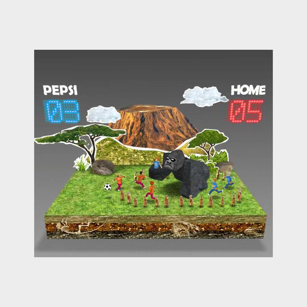 FIFA AR Game<strong>Pepsi</strong>