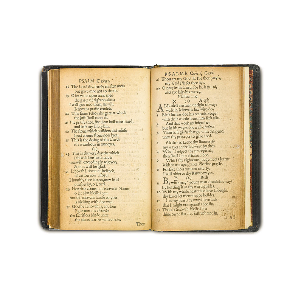 The Bay Psalm Book App<strong>Sotheby's</strong>