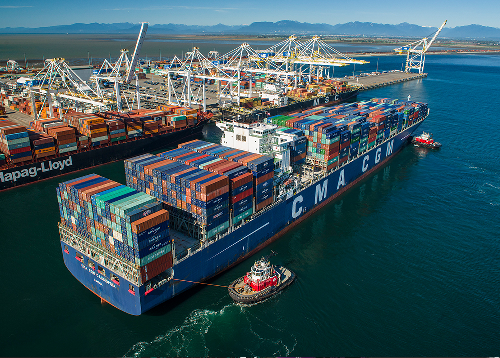 Global Container Terminals -