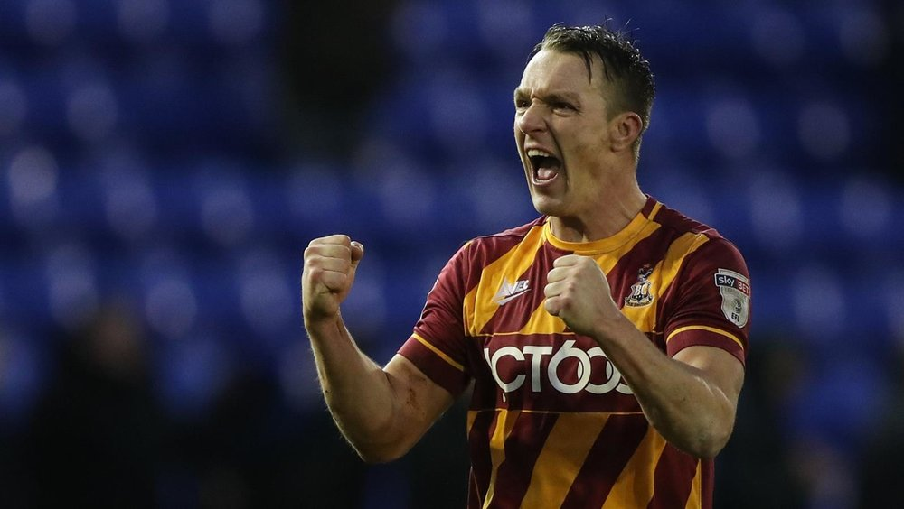 JUNIOR BANTAMS PATRON - Junior Bantams are proud to have Bradford City defender Tony McMahon as their patron for the 2017/2018 season.