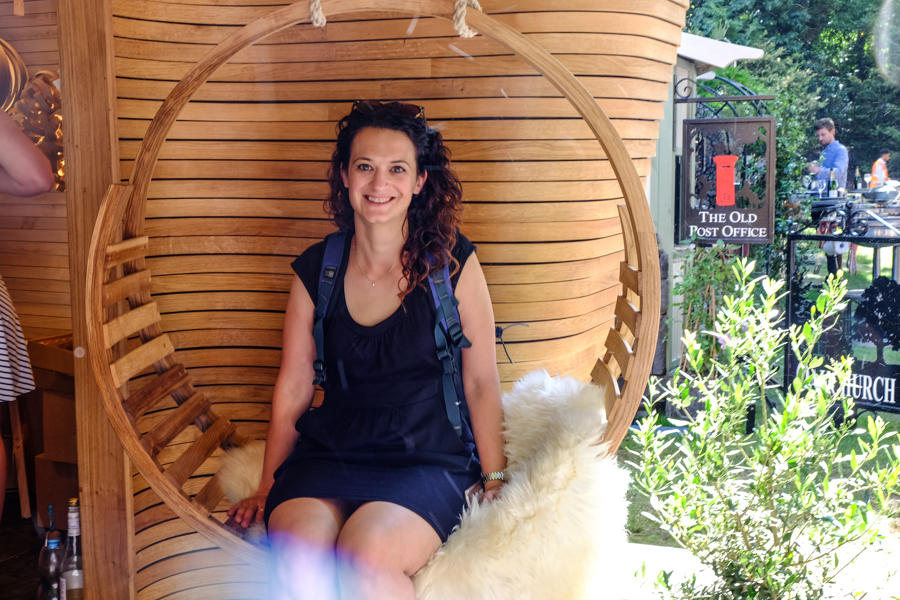 Rebecca De Jager of Hugos Workshop