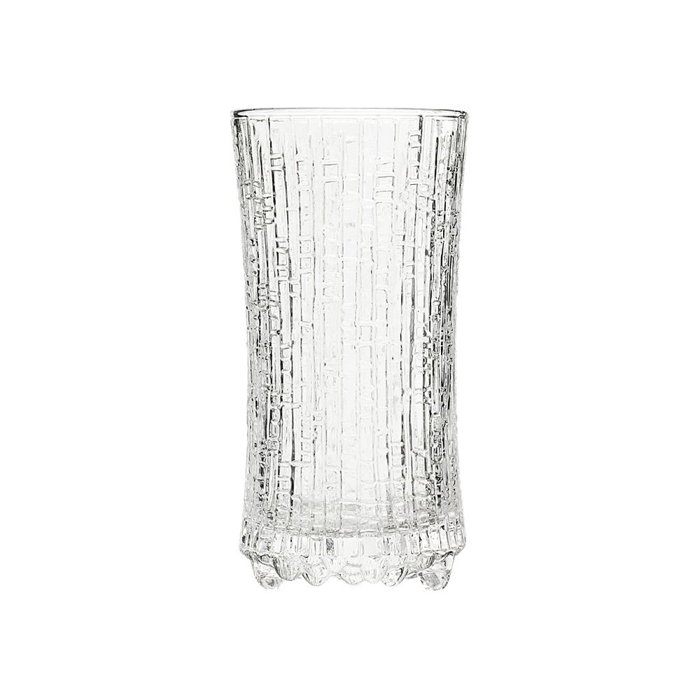 Tapio Wirkkala,  Ultima Thule Sparkling wine glass  (1968).  Image courtesy of  Iittala