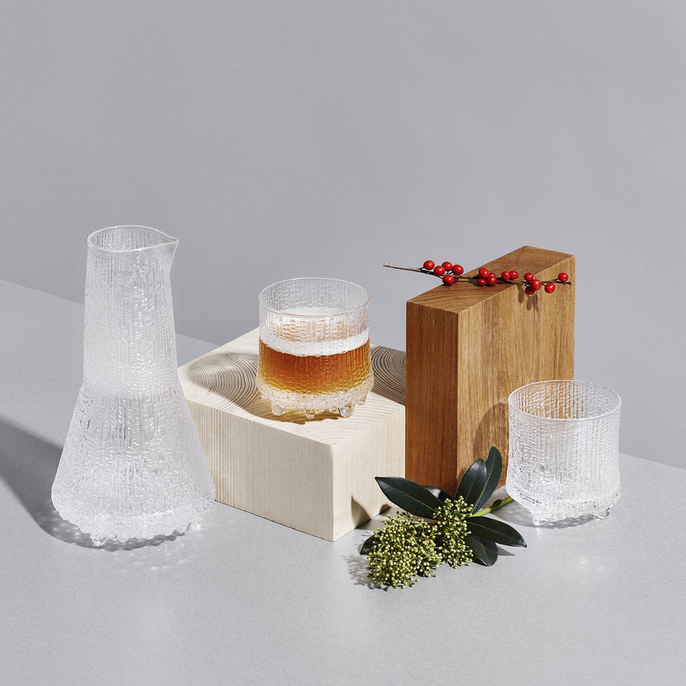 Tapio Wirkkala, Ultima Thule Set (1968).  Image courtesy of  Iittala