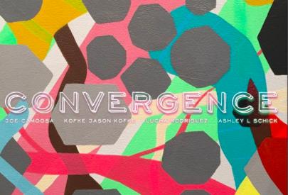 Facebook: Convergence - Kai Lin Art - Atlanta, United States