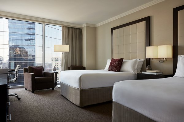 Loews Atlanta Hotel: Queen Room - Atlanta, United States