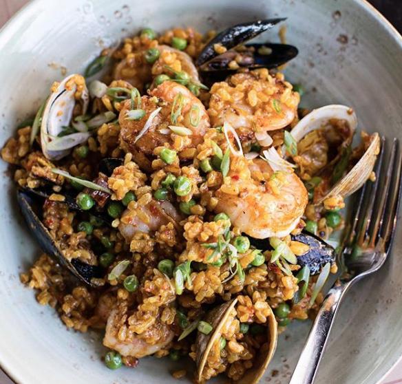 Instagram: Paella - Gypsy Kitchen - Atlanta, United States