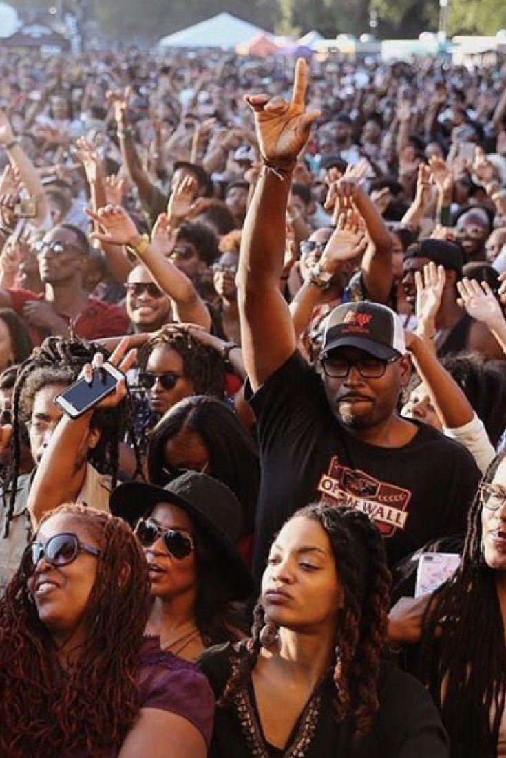 Music festival ideas for fall (Image: Instagram @onemusicfest - Atlanta, USA)