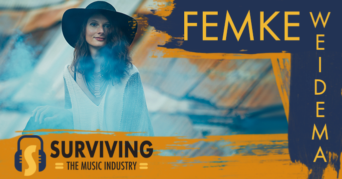 Episode 6: Femke Weidema & Paul McDonald - Producer, Songwriters, and Artists