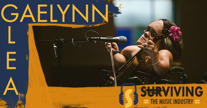 Episode 9: Gaelynn Lea - Artist & Songwriter