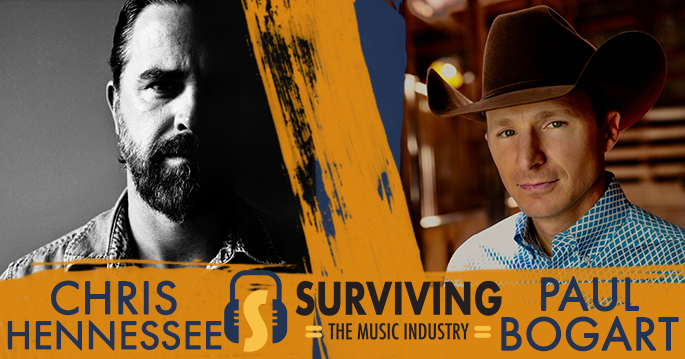 Episode 11: Paul Bogart & Chris Hennessee - Country Music Artists and Songwriters