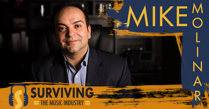 Episode 16: Mike Molinar - General Manager, Big Machine Music