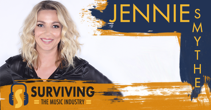 Episode 17: Jennie Smythe - CEO of Girlilla Marketing