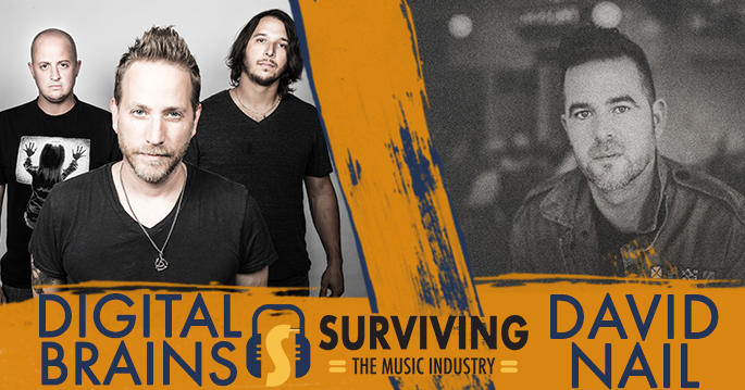 Episode 20: David Nail and Digital Brains - Artist and Bands