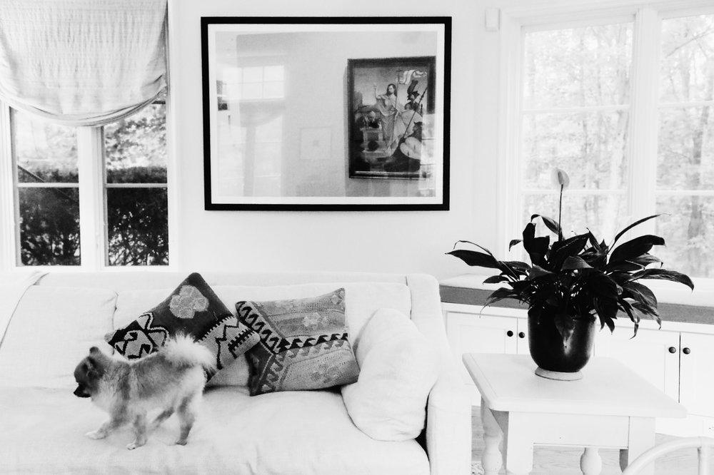 Laura Noble Perese Belmont Room