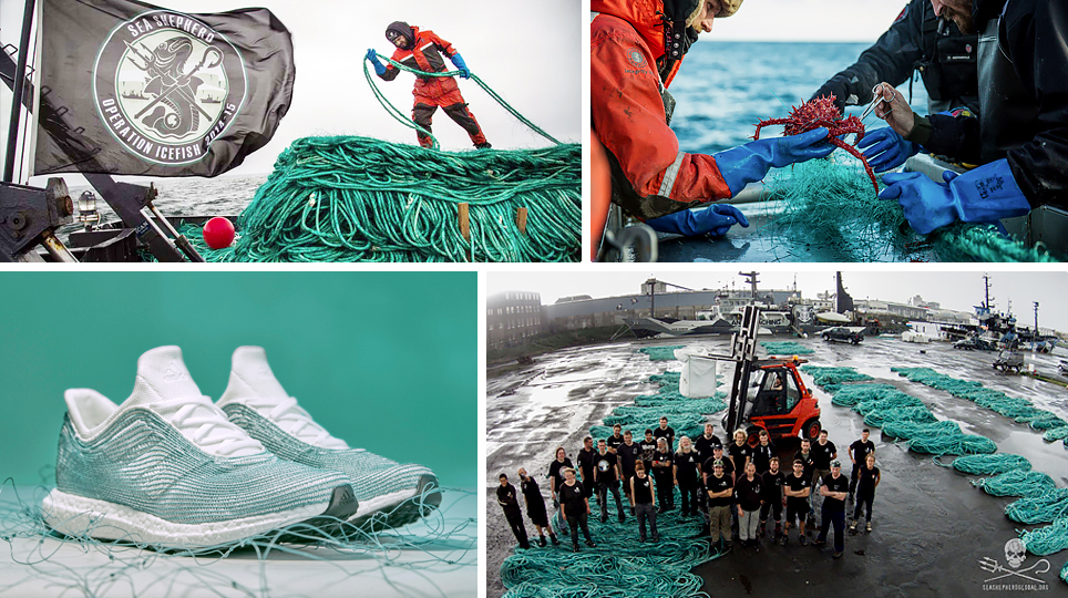 Photo from  Parley for the Oceans