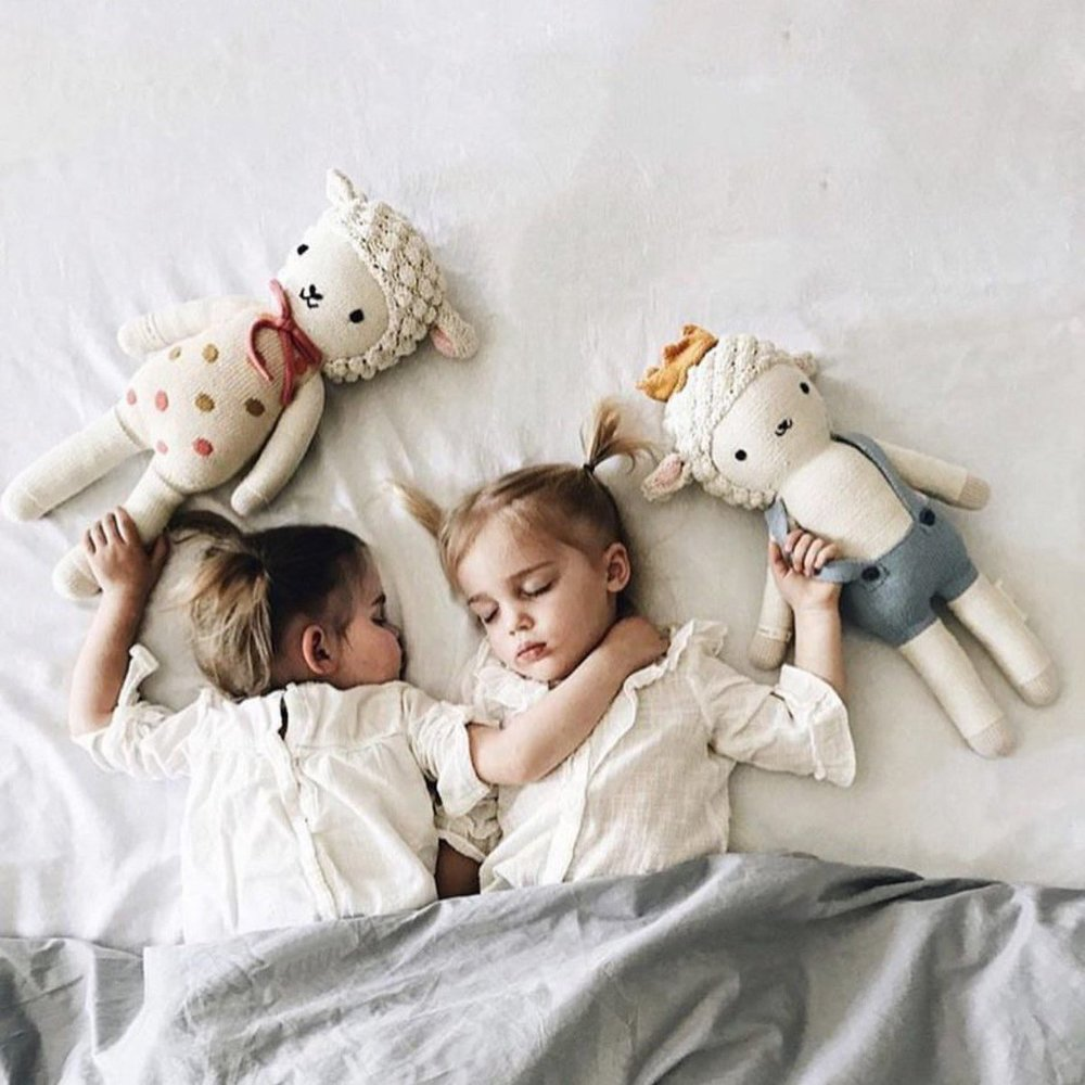 Image from  Cuddle and Kind