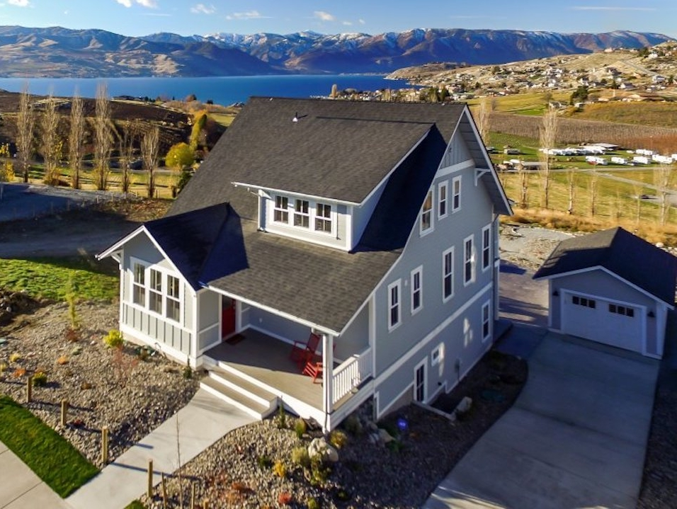 SOLD - LAKE CHELAN VACATION HOME - $1,167,000