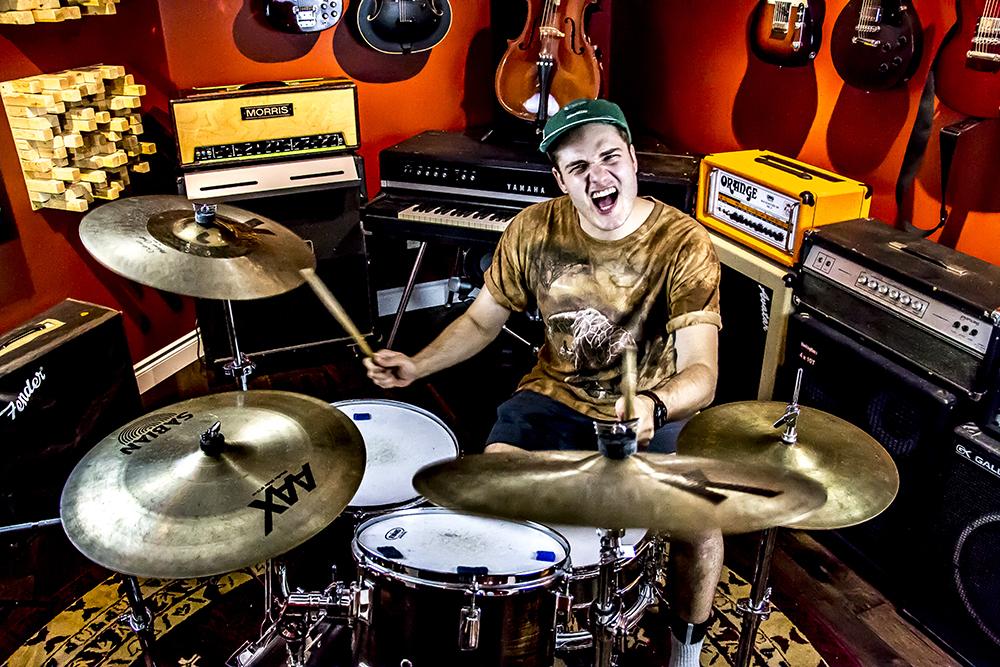 Drum Lessons at Get Loud Milton
