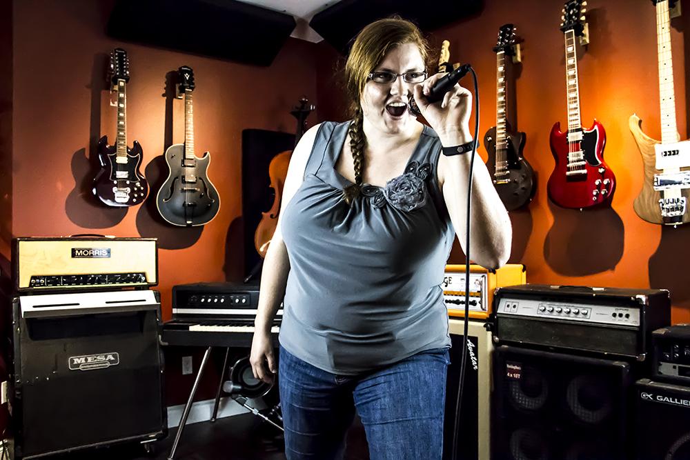 Vocal Lessons at Get Loud Milton