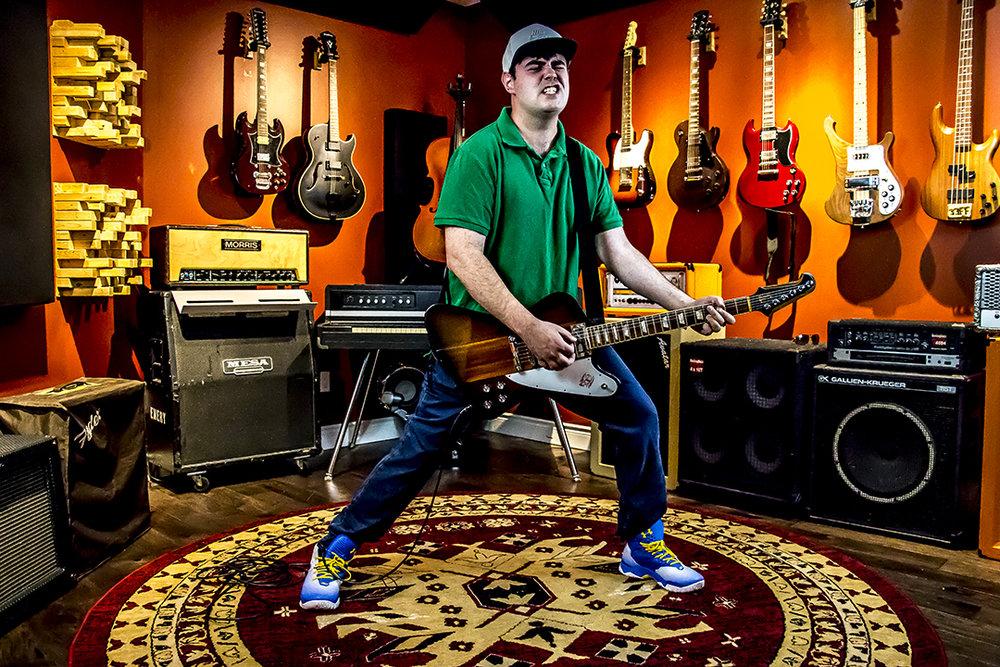Guitar Lessons 2 at Get Loud Milton