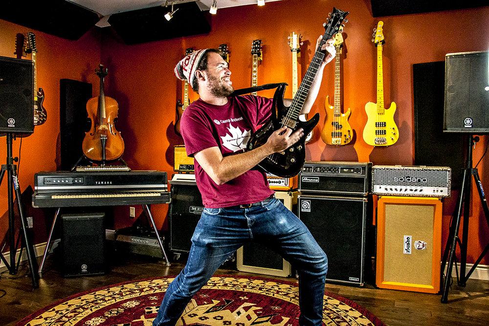 Guitar and Drum Lessons at Get Loud Milton