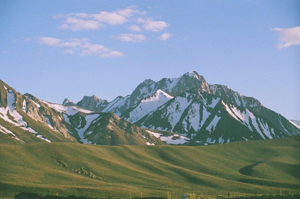 Mount Morrison
