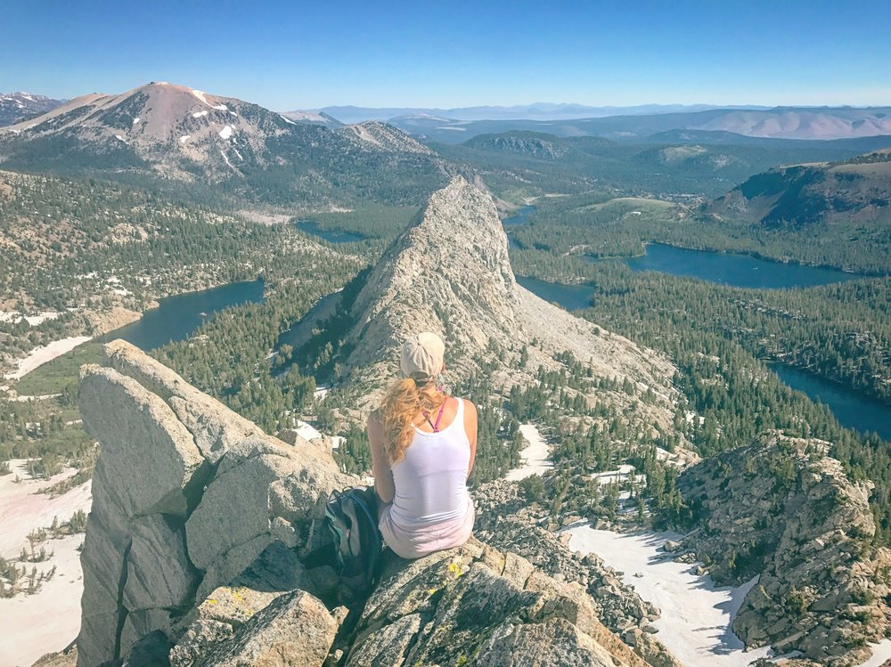 Mammoth Lakes Basin Overlook