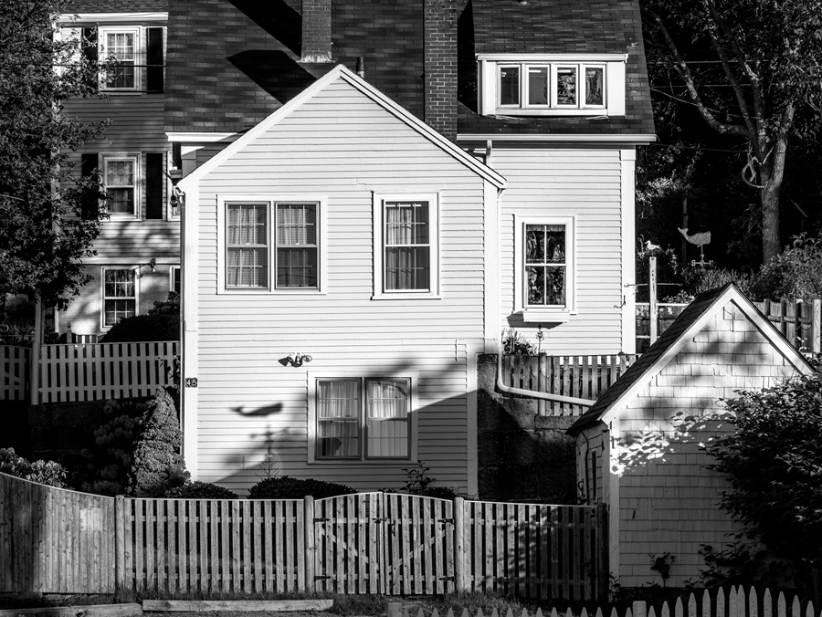 "Tony King  Two Whale Cottage  Archival inkjet print 13 x 19"" BA546"