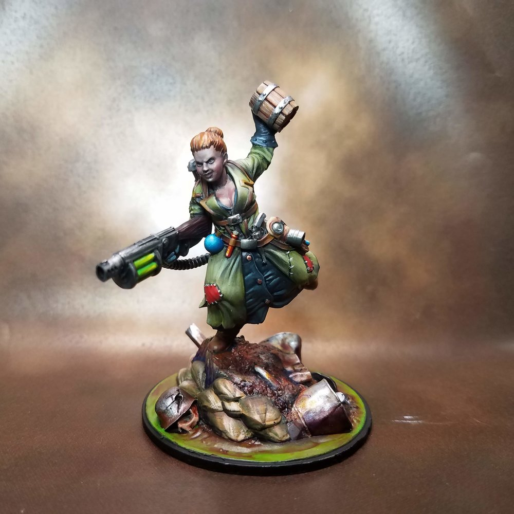 Loribela, Dwarf Supporter