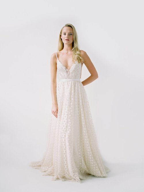 Discount Wedding Gowns — S&S