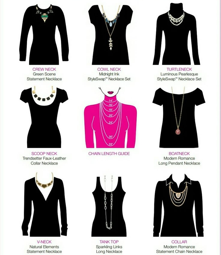 How to style necklaces womens jewelry blog sleeping with jewelry 4c7e40e3a929c988a50da536aad88797 necklace length chart necklace lengthsg aloadofball Image collections
