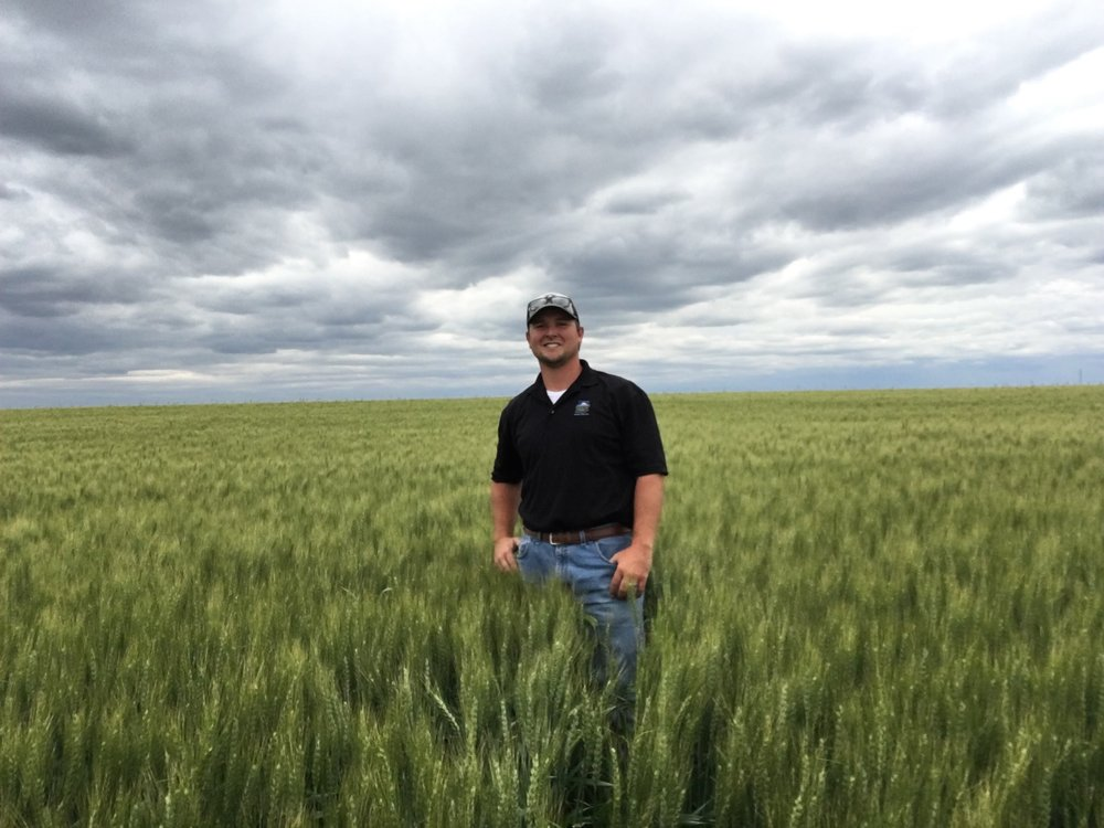 CHRIS REIDY Moses Lake, WA Agronomist Moses Lake Office   (509) 764-7000