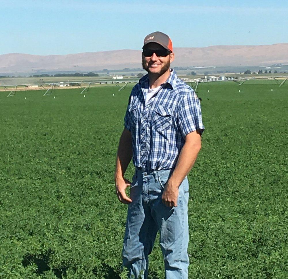 JEFF COBB    Moses Lake, WA    Crop Consultant    (509) 398-2801