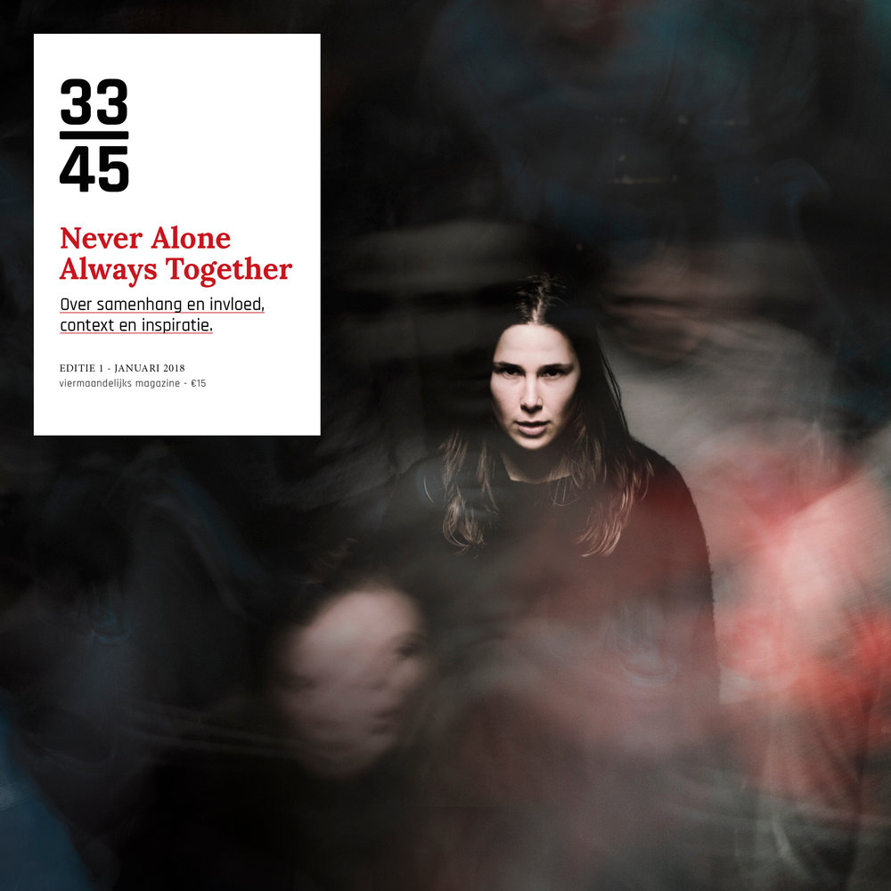 MAGAZINE #1 - Never Alone, Always Together
