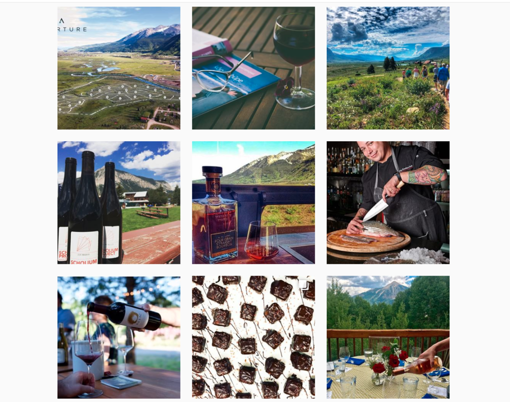 Crested Butte Wine and Food