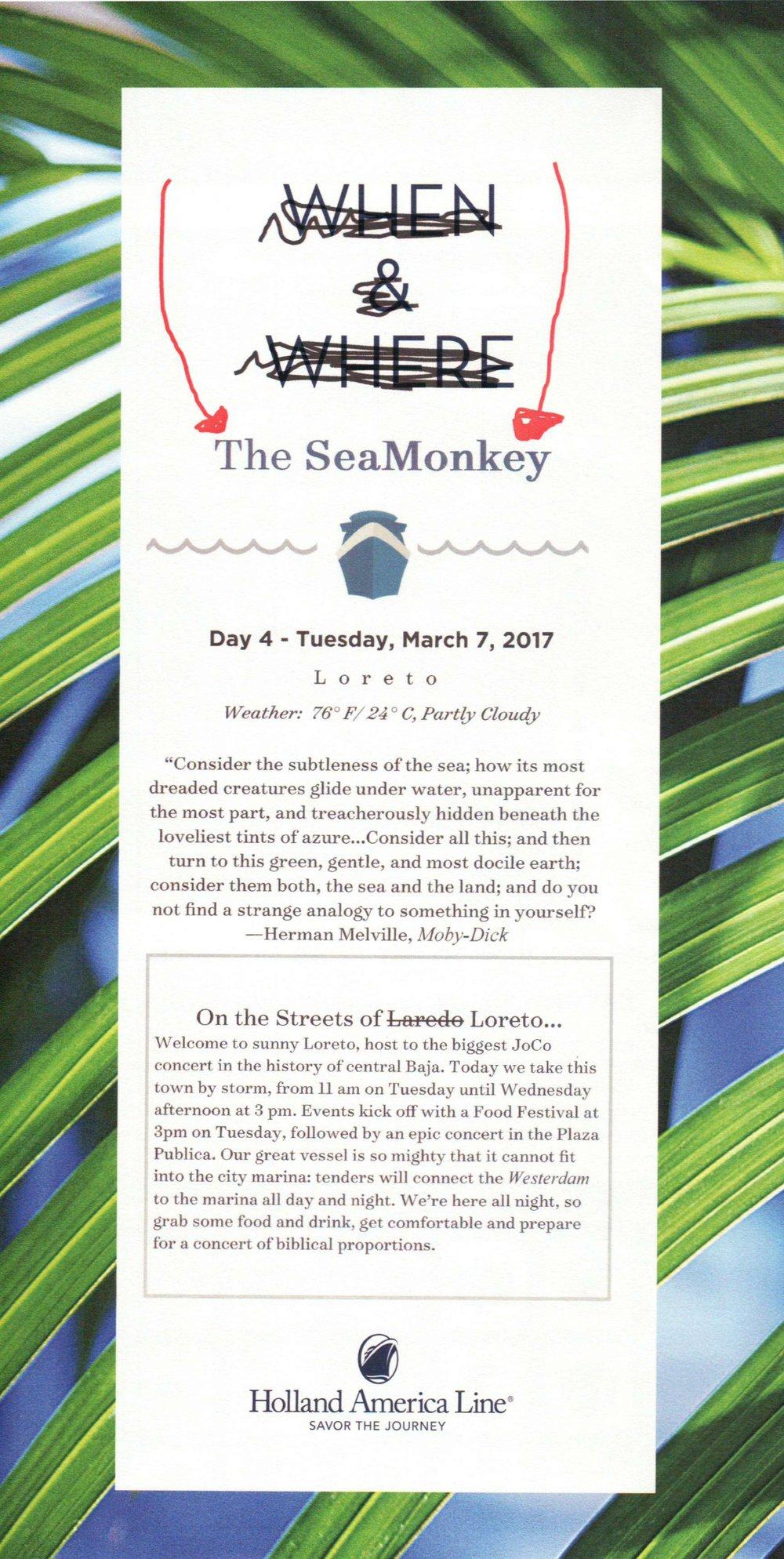 SeaMonkey Day 4