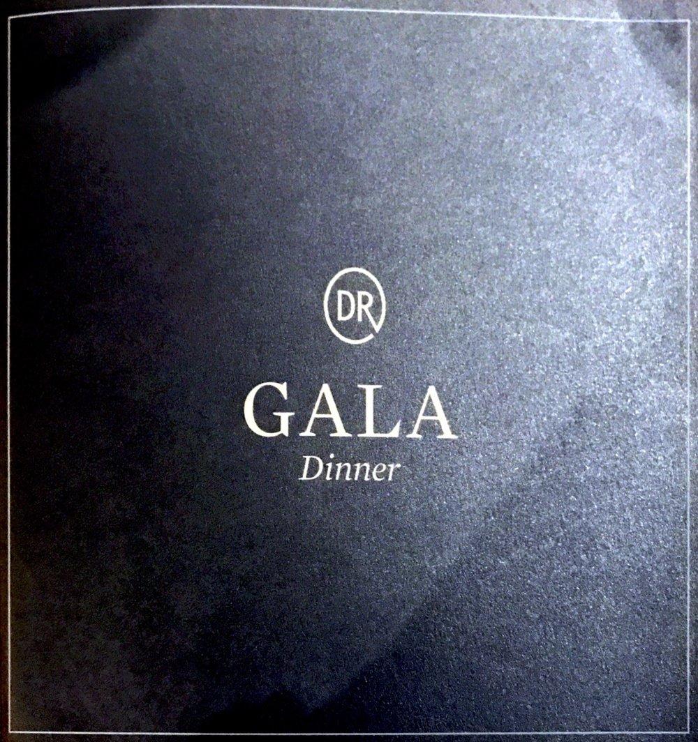 Dinner - Day 3 - Gala