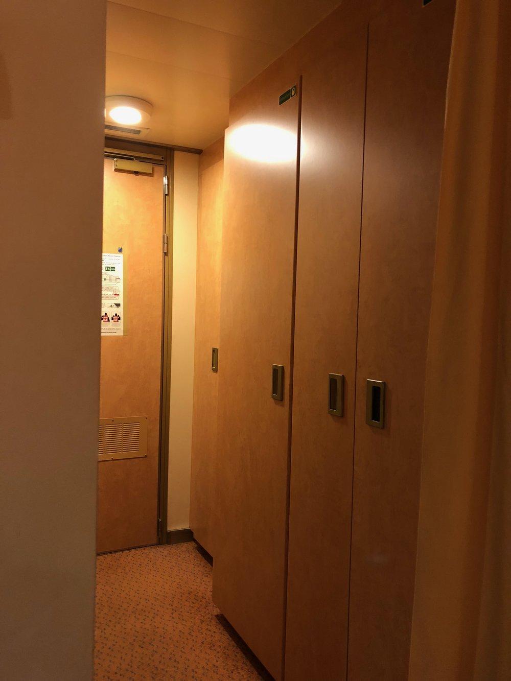 Entryway & Closets