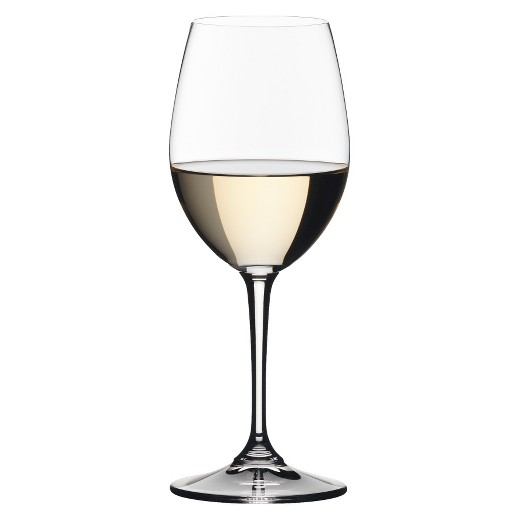 White Wine. - White wine has much softer and more delicate flavors so it is imperative to put this type of wine in a narrower glass, keeping the amazing taste in each sip to the last drop.