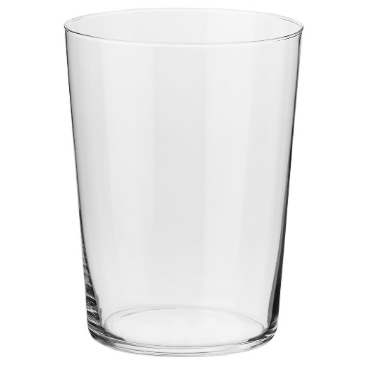 Highball Glass. - I had no clue what the name was of this type of glass until recently but these glasses are wonderful for mixed drinks and cocktails. A great example of when to use this tall and narrow glass is for a rum and coke or a gin and tonic.