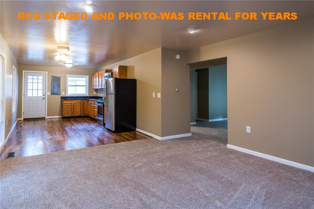 RCG STAGED AND PHOTO-WAS RENTAL FOR YEARS