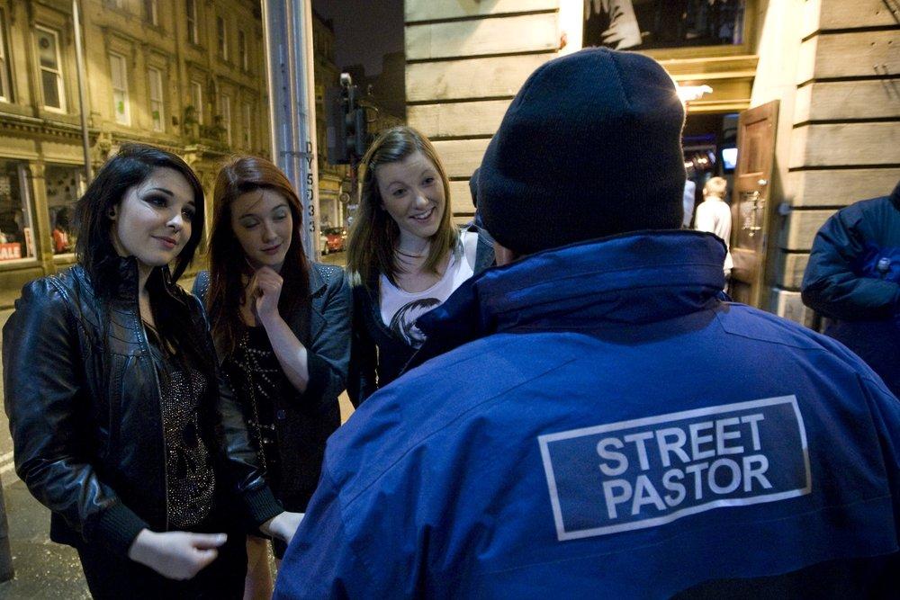 Street pastors Derby 1
