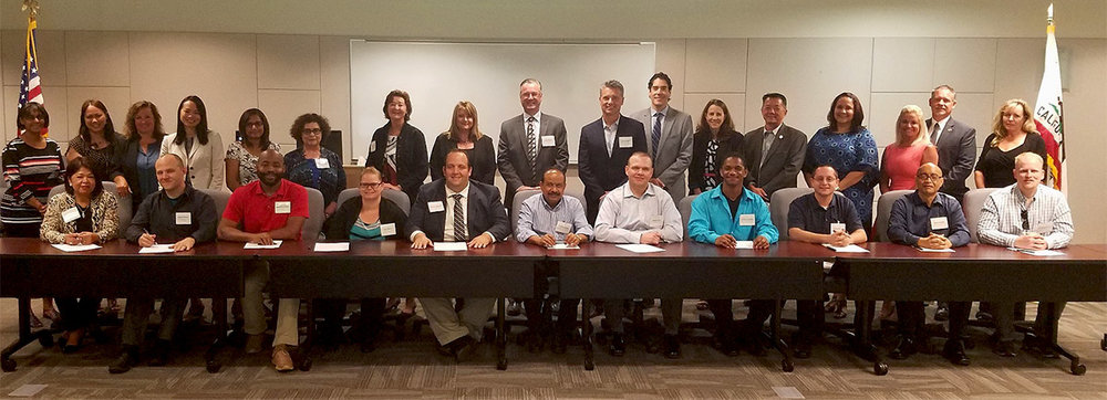 First State of CA IT Apprenticeship Cohort and first public IT Apprenticeship in the nation.