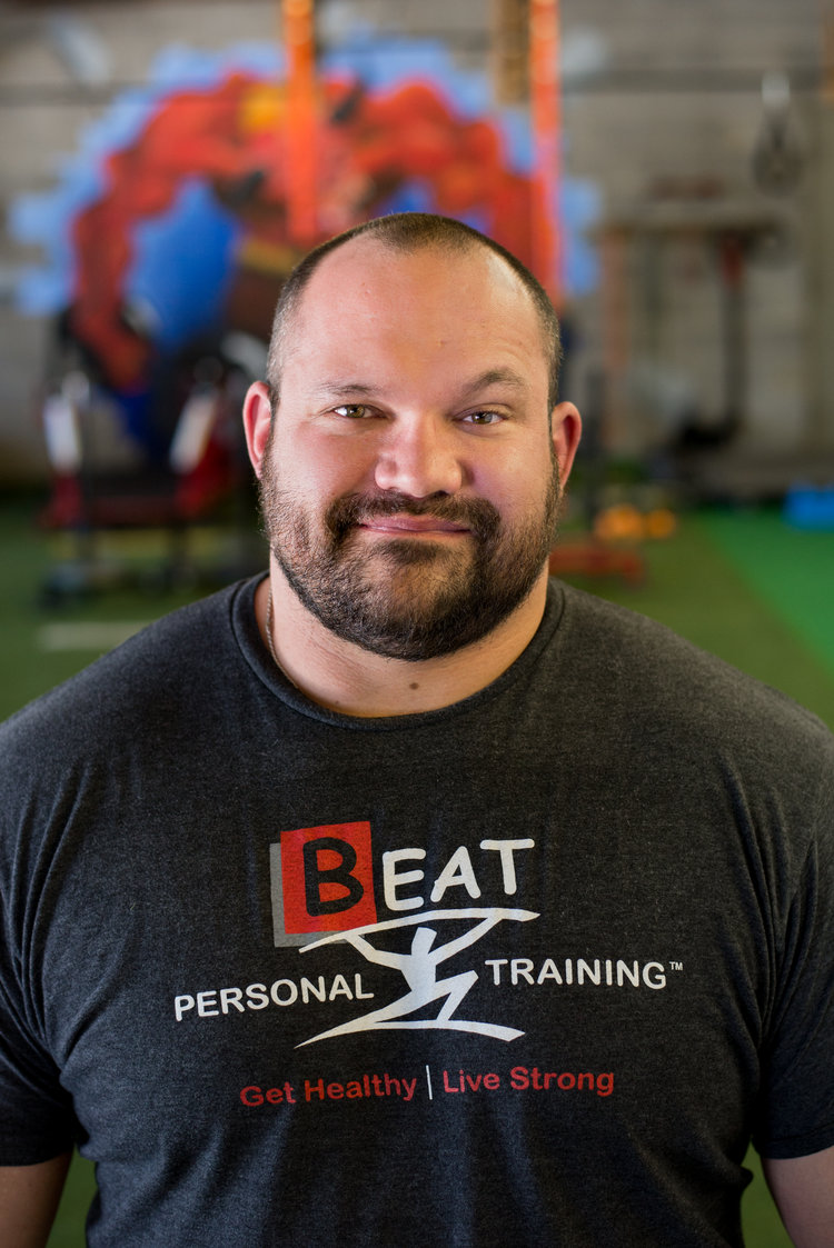 Jason Harbin, Strength Coach   Strength coach, top ranked, drug-free powerlifter with two world records.