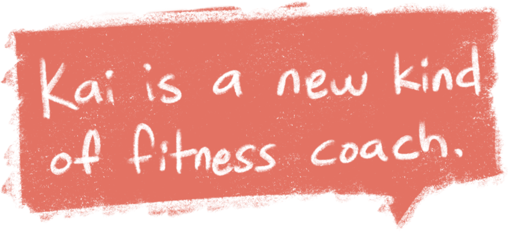 A new kind of fitness coach