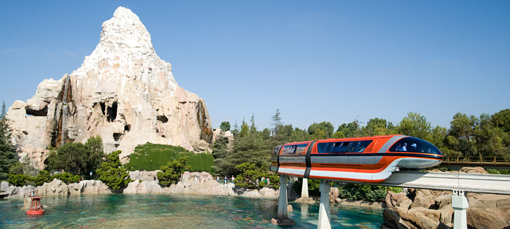 Disneyland, why do you even need this monorail?                                 disneyland.disney.go.com