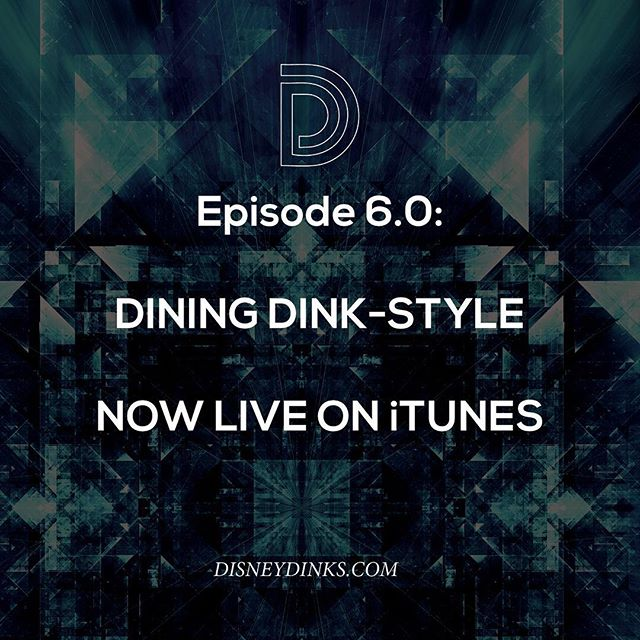 All about #disneydining now live on #itunes ! #linkinbio