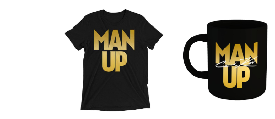 Ready to Man Up? -