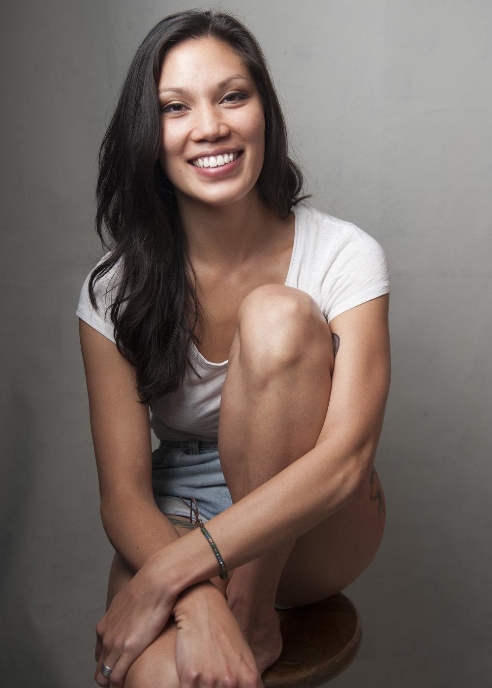 Erica Chen - Bio